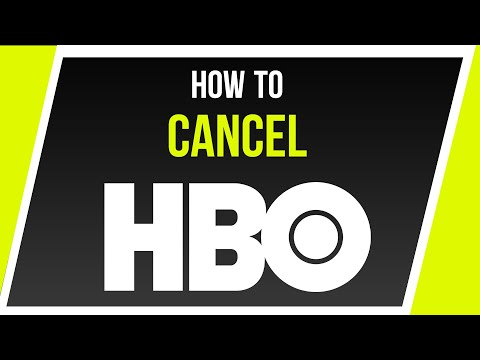 How to Cancel HBO subscription (HBO Now or HBO on iOS)