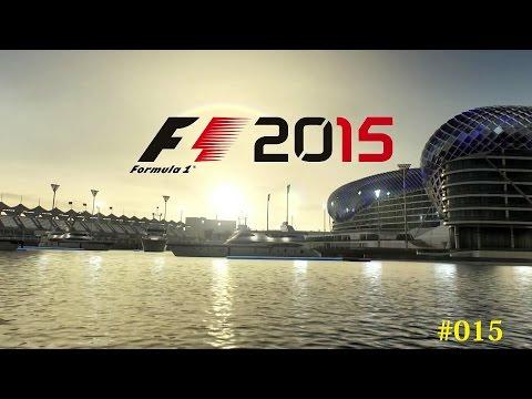 F1 2015 PC #015 Rennen Gulf Air Formel 1 / Bahrain Karriere [HD+] Let's Play F1 2015 PC