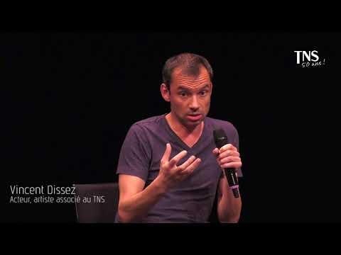 Réparer les vivants par Vincent Dissez, acteur