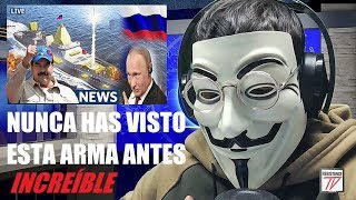 INCREÍBLE: LA NUEVA ARMA SECRETA RUSA PARA DEFENDER A VENEZUELA