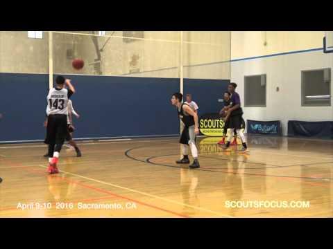 TM2 68 Jay Brennan 6'0 145 Highland Hall Waldorf School CA 2017          Highlights