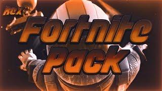 Rex Fortnite Pack GFX 2018(Free)| GFX Pack 2018 | Tyrex