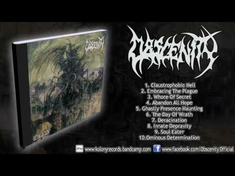 Obscenity - Retaliation (FULL ALBUM STREAM 2016 HD) [Kolony Records]