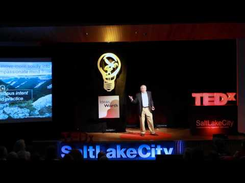 Can we create a new reality with an awareness of our two minds? | Lee Smith | TEDxSaltLakeCity