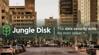 Small Business Data Security - Jungle Disk Story