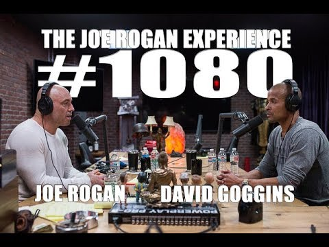 Joe Rogan Experience 1080  David Goggins
