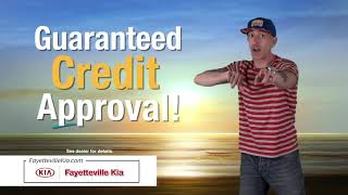 Fayetteville Kia - Vacations with every purchase!