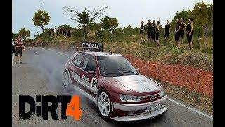 DiRT 4 Peugeot 306 Maxi Maximum attack EP#18