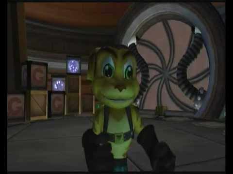 Ratchet & Clank (2002) Walkthrough - Part 6 - Blarg ...