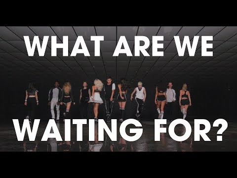 Now United - What Are We Waiting For (Official Lyric Video)