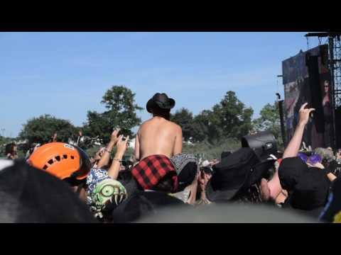 Steel Panther 17 Girls in a Row Hellfest 2017