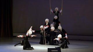 2017.03.15. Азербайджанский танец