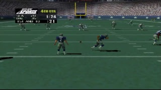 NFL Quarterback Club 99 Part 1