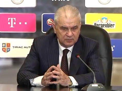 Conferinta de presa dupa meciul Romania - Lituania 1-0 23 03 2016