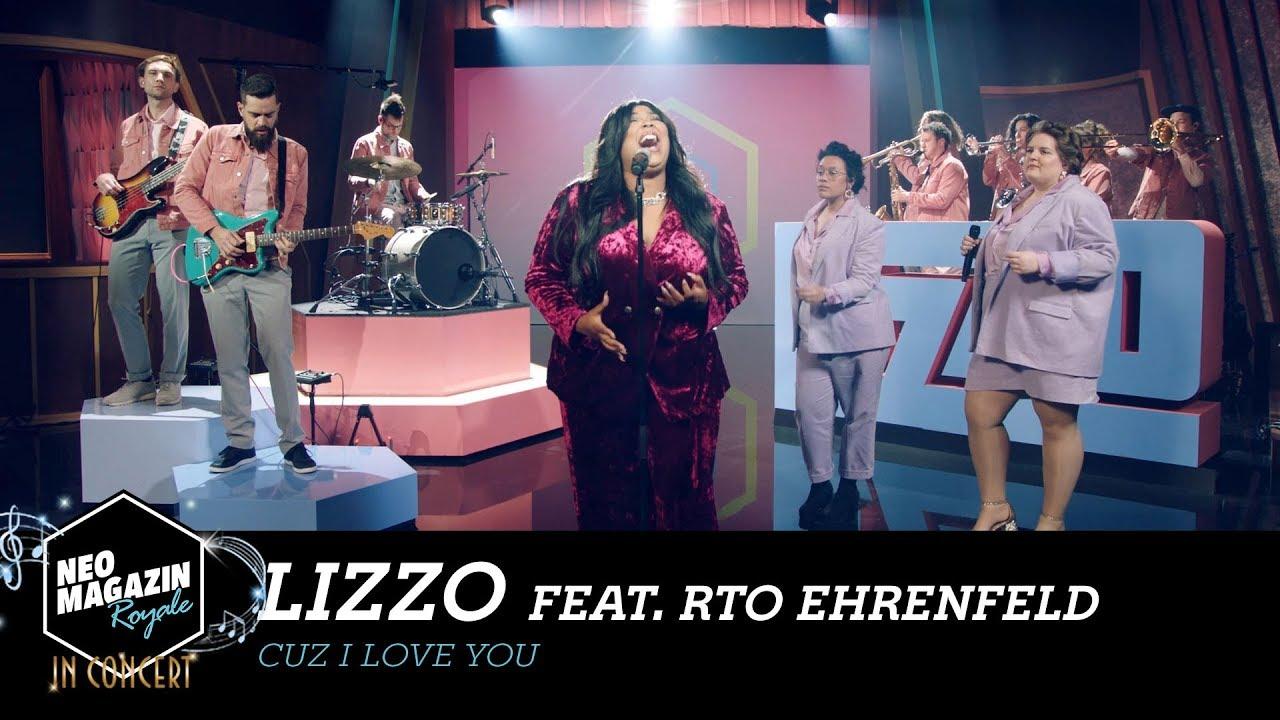 /GUITARIST: Lizzo feat. RTO Ehrenfeld - Cuz I Love You