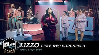 Скачать Lizzo Feat RTO Ehrenfeld Cuz I Love You NEO MAGAZIN ROYALE In Concert ZDFneo