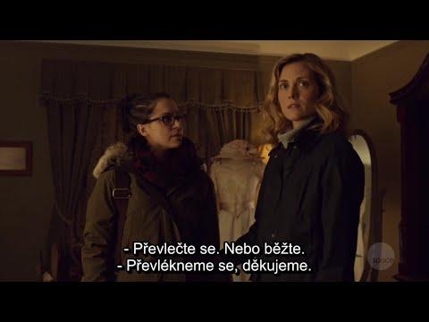 #36 CZ Orphan Black: Cophine Scenes (Cosima & Delphine) 5 Season (5x05/11) - CZ Subt