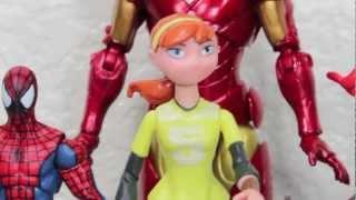 nickelodeon s teenage mutant ninja turtles april o neil basic action figure toy review
