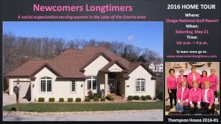 Newcomers   Longtimers 2016 Home Tour Osage National