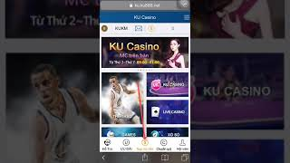Hướng dẫn nạp tiền bằng ngân hàng điện tử tại Ku casino