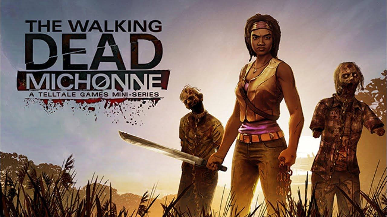 لعبه The Walking Dead: Michonne v1.04 مدفوعه كامله
