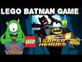 STOP CATWOMAN! - Free Online Batman Lego Game.