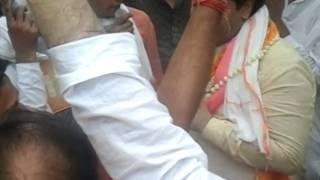 Bhaiya krishna Das sirsa Wale In Hapur Shri jagannath Rath yatra
