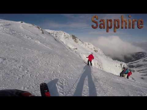 Whistler Extremely Canadian Steep Clinic Day 2 at Blackcomb, morning session,