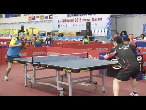 PTT Thailand Open 2016 [ DAY 2 ]
