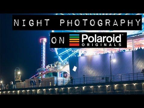 Night Photography on Polaroid | OneStep+ | Polaroid Week – Day 3