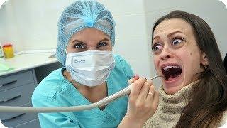 видео Стоматология. Лечение зубов.