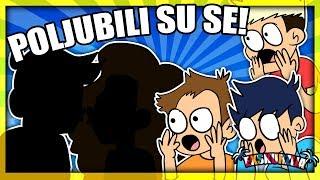 PAO JE I PRVI POLJUBAC! 😘 | Ekskurzija | Epizoda 5