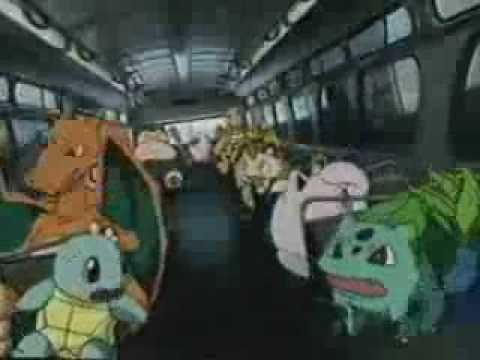 Pokemon Red & Blue Game Boy Commercial