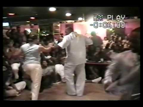 3G's 2003 (Royce/Dani) vs. (Darren/Tori)