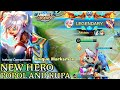 New Hero Popol And Kupa Gameplay - Mobile Legends Bang Bang