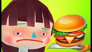 Fun Cooking Kitchen Kids Games - Toca Kitchen 2 - Make Super Weird Foods Games For Chidlren