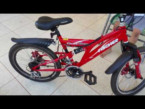 0a725ec13 Bicicleta Fischer Runner Alloy by Eder Dias