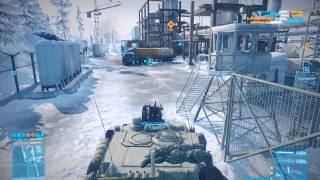 Battlefield 3 END GAME (PC gameplay)