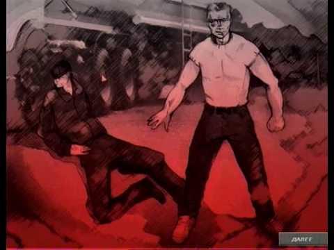 Игры на вынос -  Месть боксёра часть 2из2