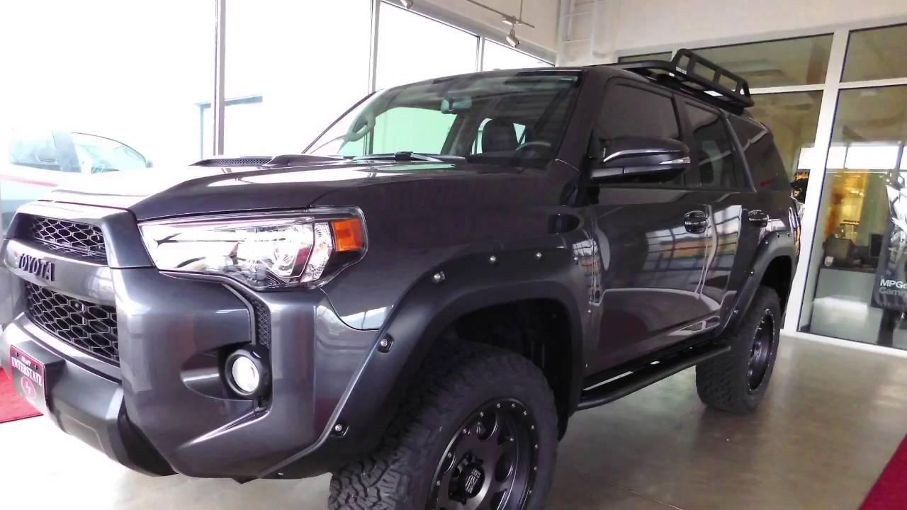 2017 Toyota 4runner >> 2016 4Runner - YouTube