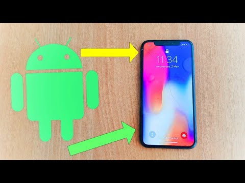 How To Transform Android To iPhone X
