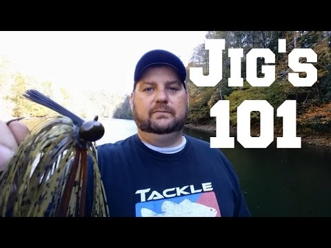 How to fish a Jig - For the Beginner