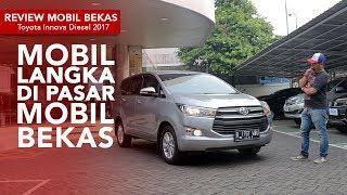 Mobil Bekas Toyota Innova Diesel 2017 Youtube
