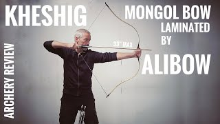 """""""Kheshig"""" Mongol Bow by Alibow - Review"""