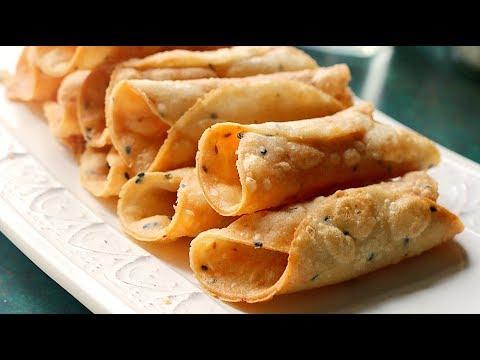 Kuzhalappam - Traditional Kerala  Snack
