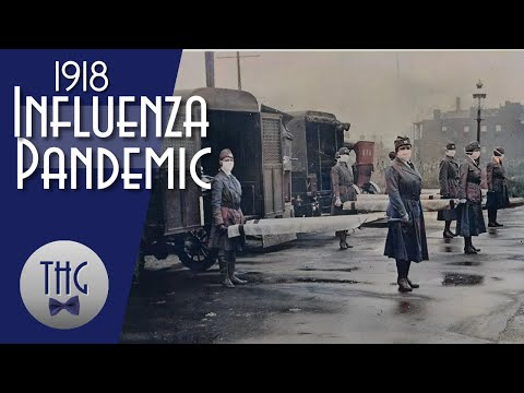 History of the 1918 Influenza Pandemic