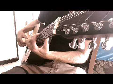Original Guitar Solos - 12 String Acoustic Fingerstyle - Guitar Player Ylia Callan