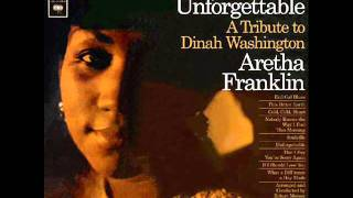 Aretha Franklin - Nobody Knows The Way I Feel This Morning.wmv