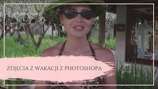 ZDJĘCIA Z WAKACJI Z PHOTOSHOPA / SESZELE VLOG 2  (Honorata Skarbek)
