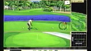 Microsoft Golf 3.0 - Preview